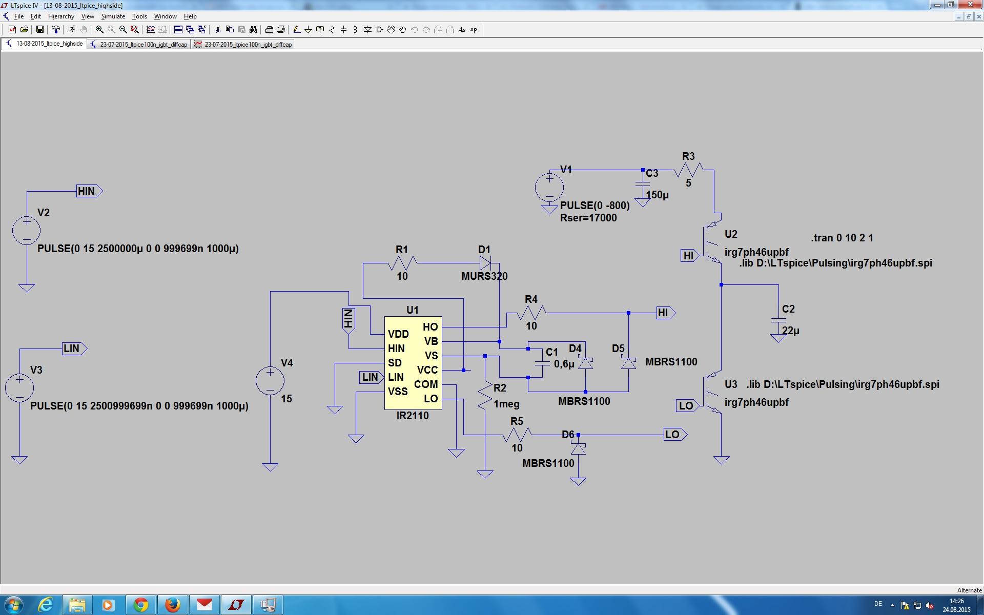 high side IGBT driver - EmbDev net