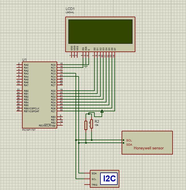 I2C Communication for Honeywell pressure sensor - EmbDev net